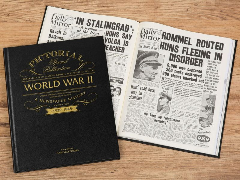 World War Two- Pictorial Book